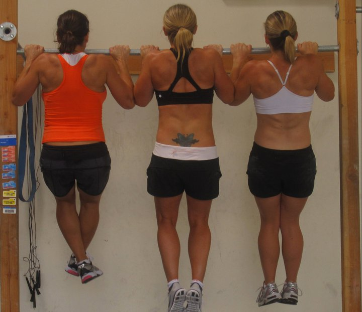 The life of a pull-up bar is not the bad